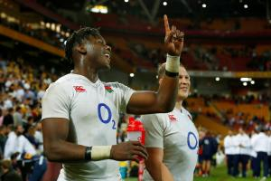 Maro iItoje is yet to lose an international match (Picture: Action Images)