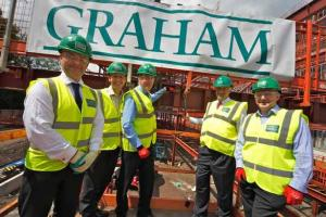 Graham Construction has entered a five-year partnership with Barnet Council
