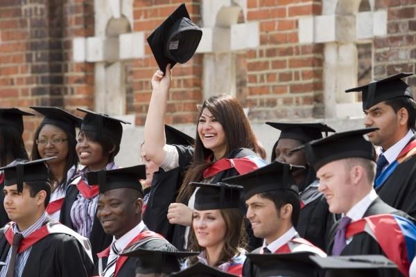 Students of 140 nationalities study at Middlesex University's Hendon campus in the Burroughs