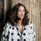Times Series: Comedian Shazia Mirza for Arts.  Photo by Linda Nylind. 16/7/2015.