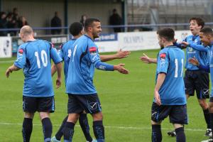 Wingate and Finchley returned to North London empty handed.
