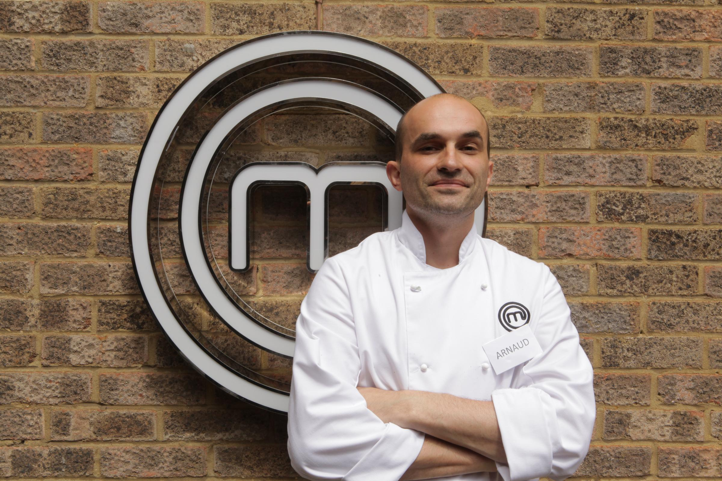 'I would eat pasta every day', says French chef in final ten for MasterChef: The Professionals