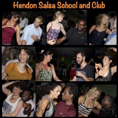 Learn to dance salsa - every Wednesday - North London