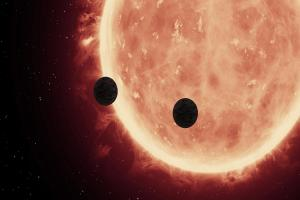 Solar system of seven Earth-sized planets 'could include worlds with life'