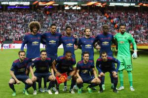 Manchester United dedicate Europa League win to home city