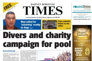 Read the e-edition of this week's Barnet Borough Times and access our online archive