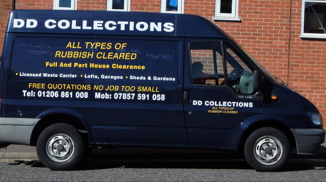 D D Collections - Rubbish Clearance Colchester