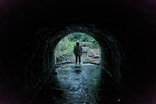 Times Series: A still from Ghost Stories, directed by Andy Nyman and Jeremy Dyson