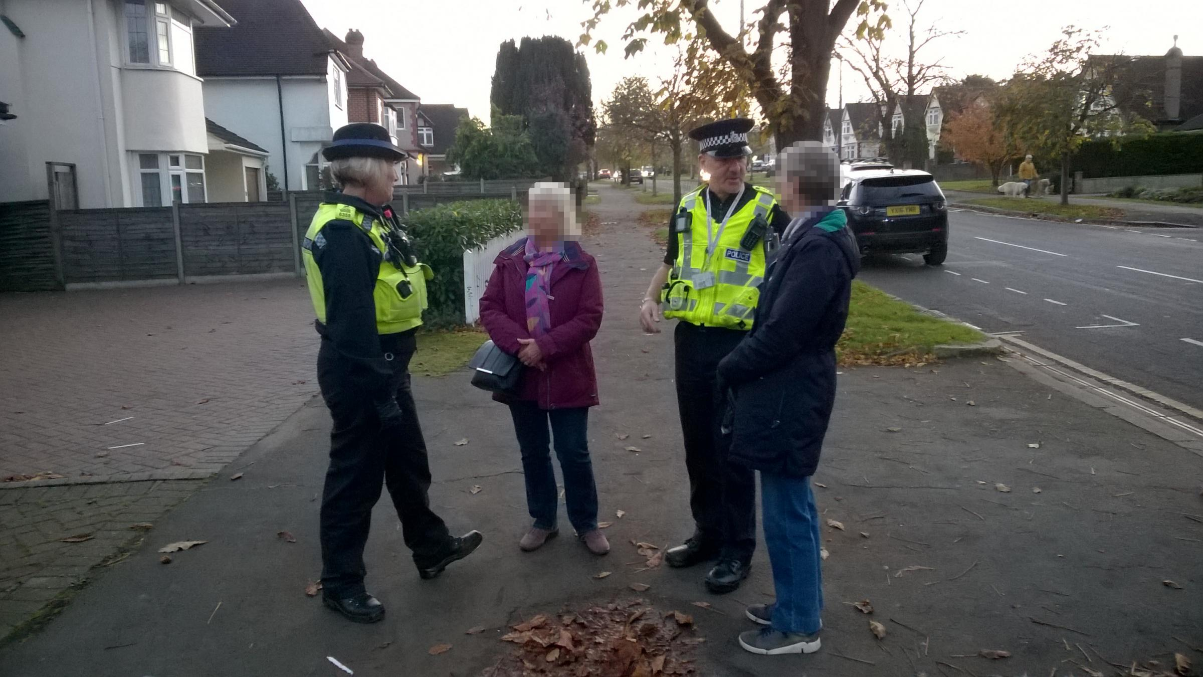 Hertfordshire Constabulary advising residents on how to keep their valuables safe