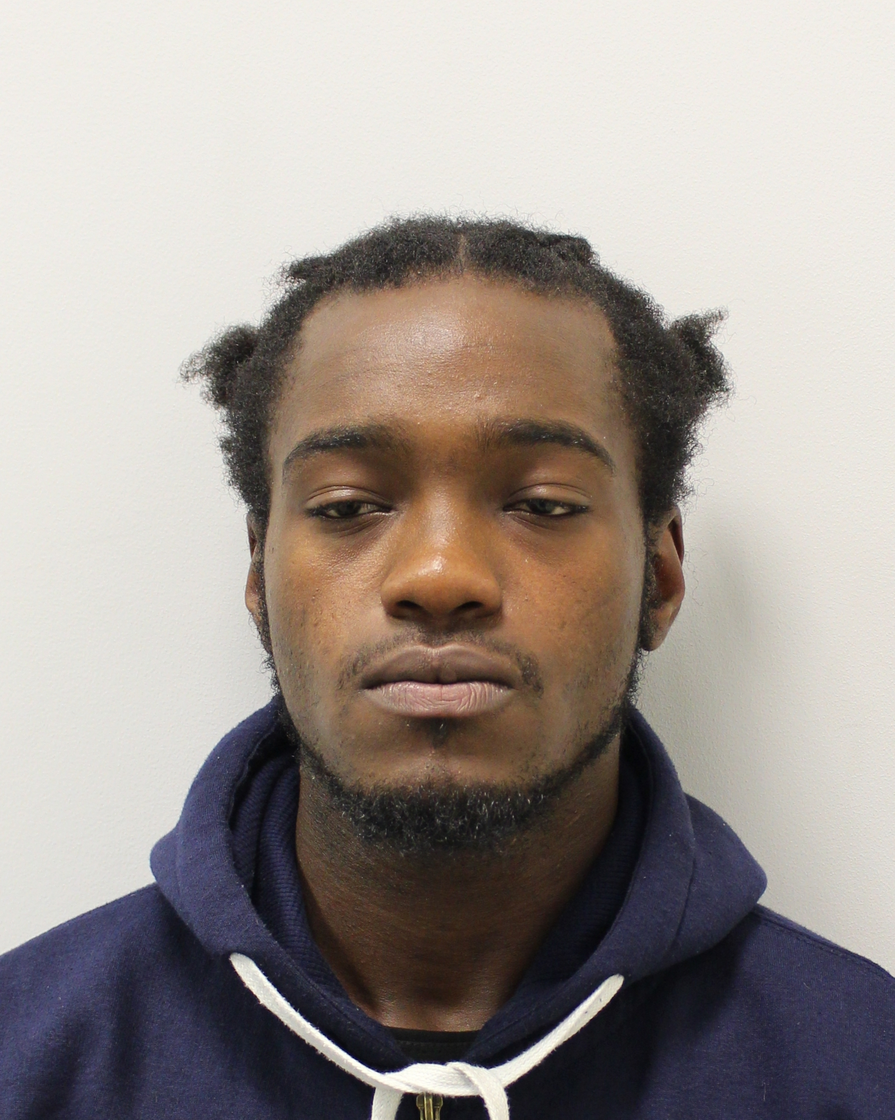Blake Nkwelle, 22, from Barnet, wanted on warrant by Willesden Magistrates Court for breach of community order