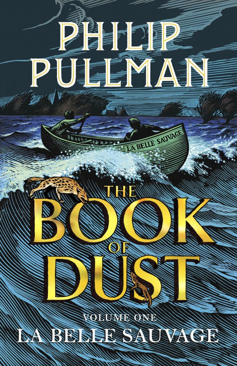 The Book of Dust La Belle Sauvage by Philip Pullman
