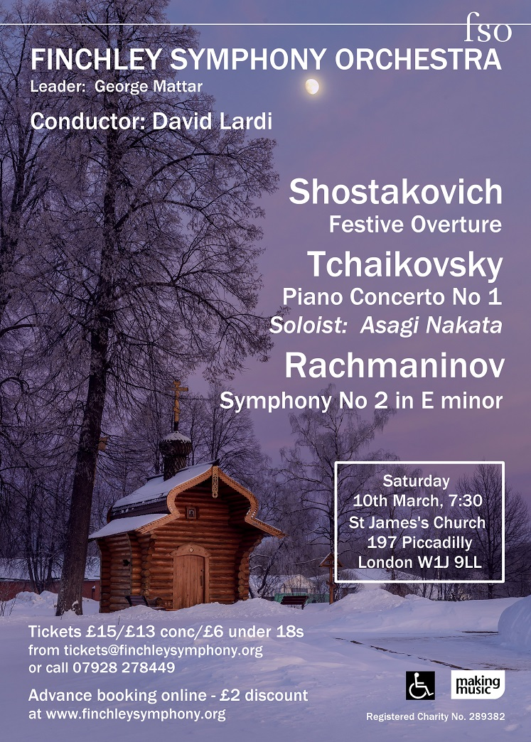 Russian Orchestral Favourites