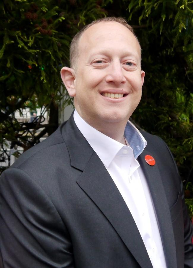 Hertsmere Labour leader Cllr Jeremy Newmark