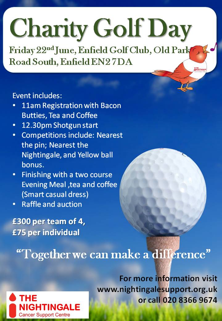 The Nightingale Charity Golf Day