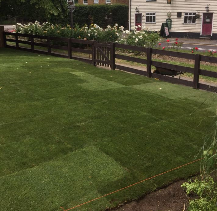 Abridge Turf & Top Soil