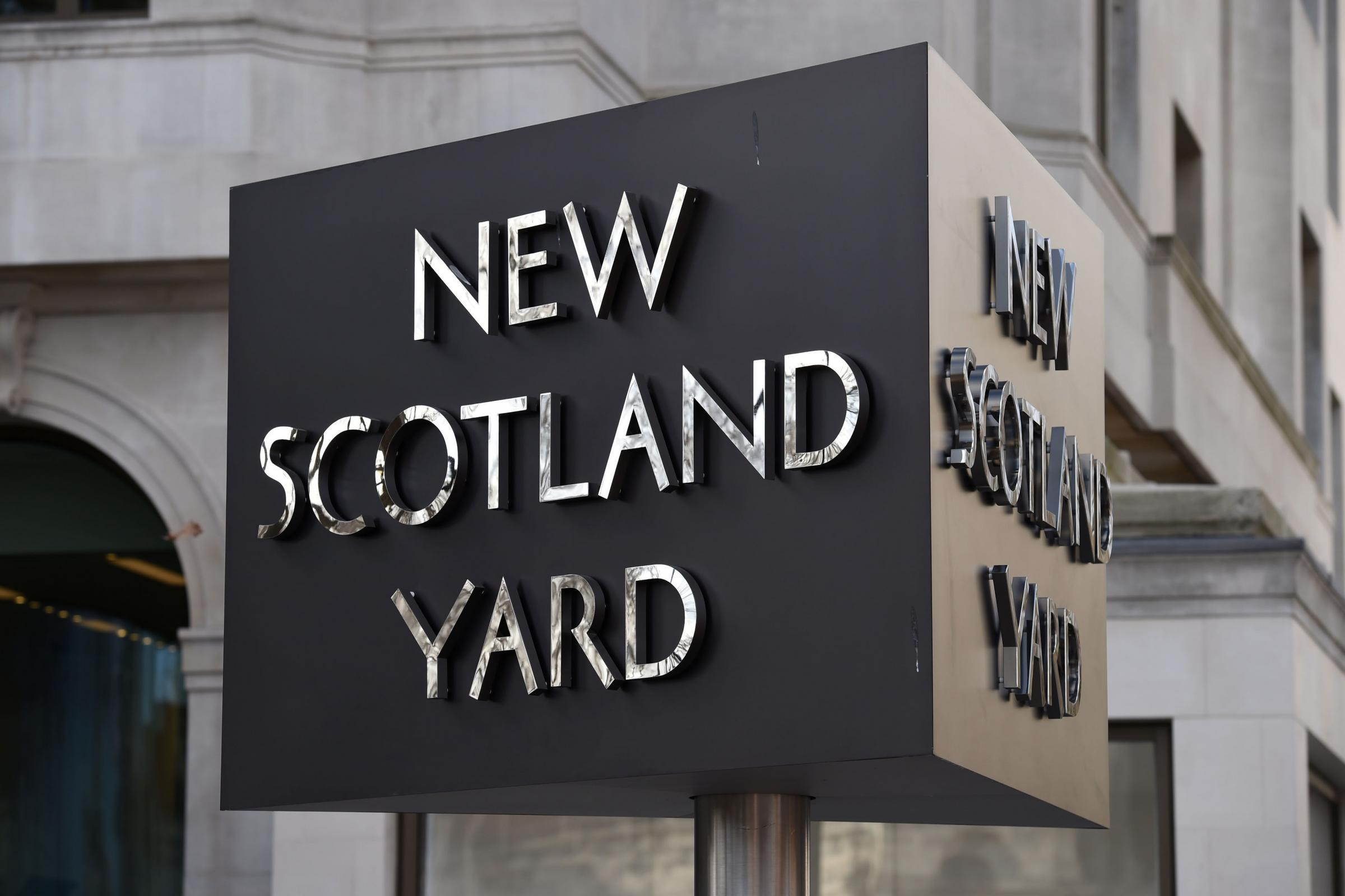 Armed police arrest teenager  on suspicion of terrorism