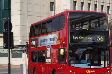Transport for London bus