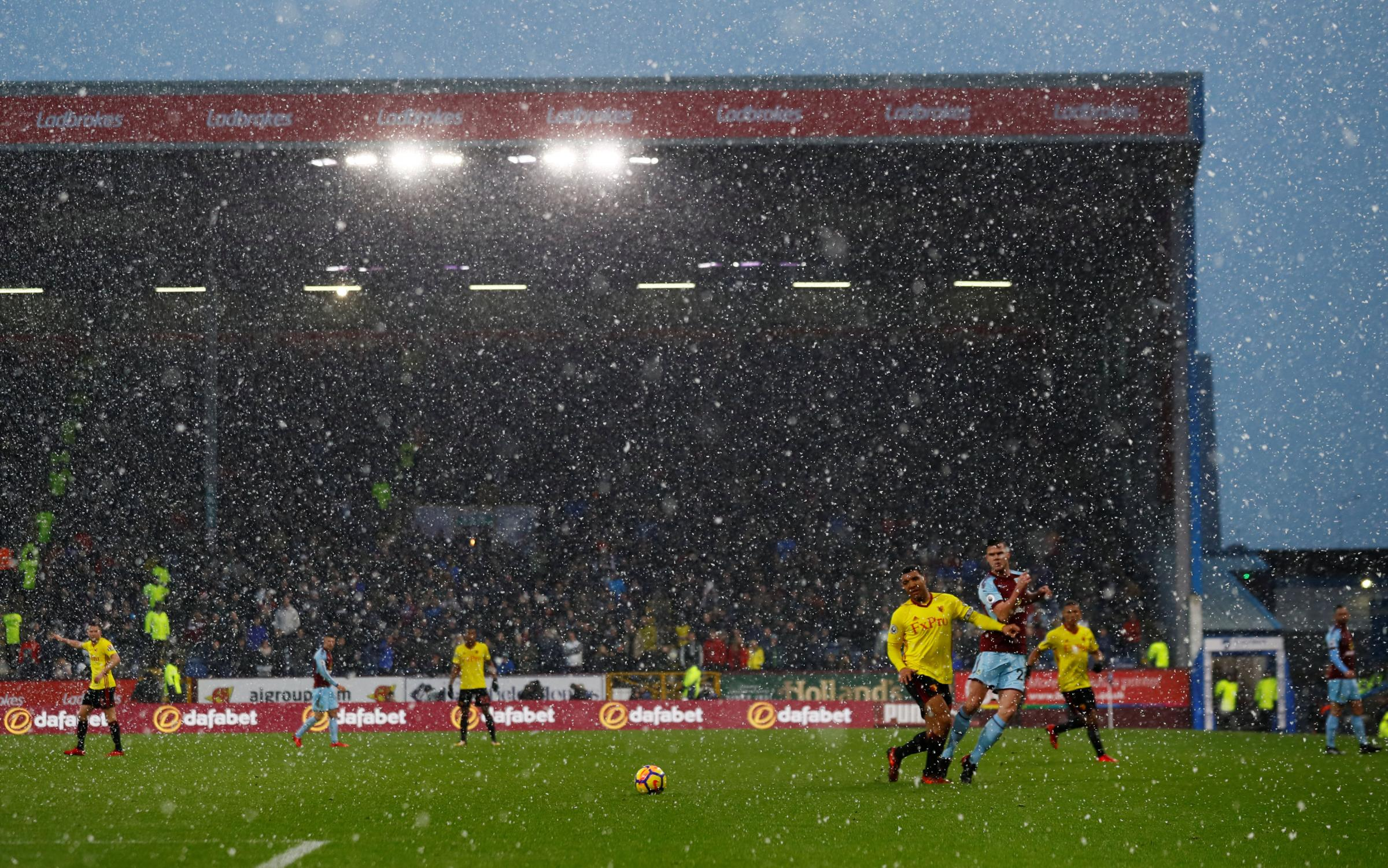 Premier League sides will benefit from a break during the colder months of the 2019/20 season. Picture: Action Images