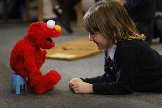 Elmo's world: is he up to scratch?