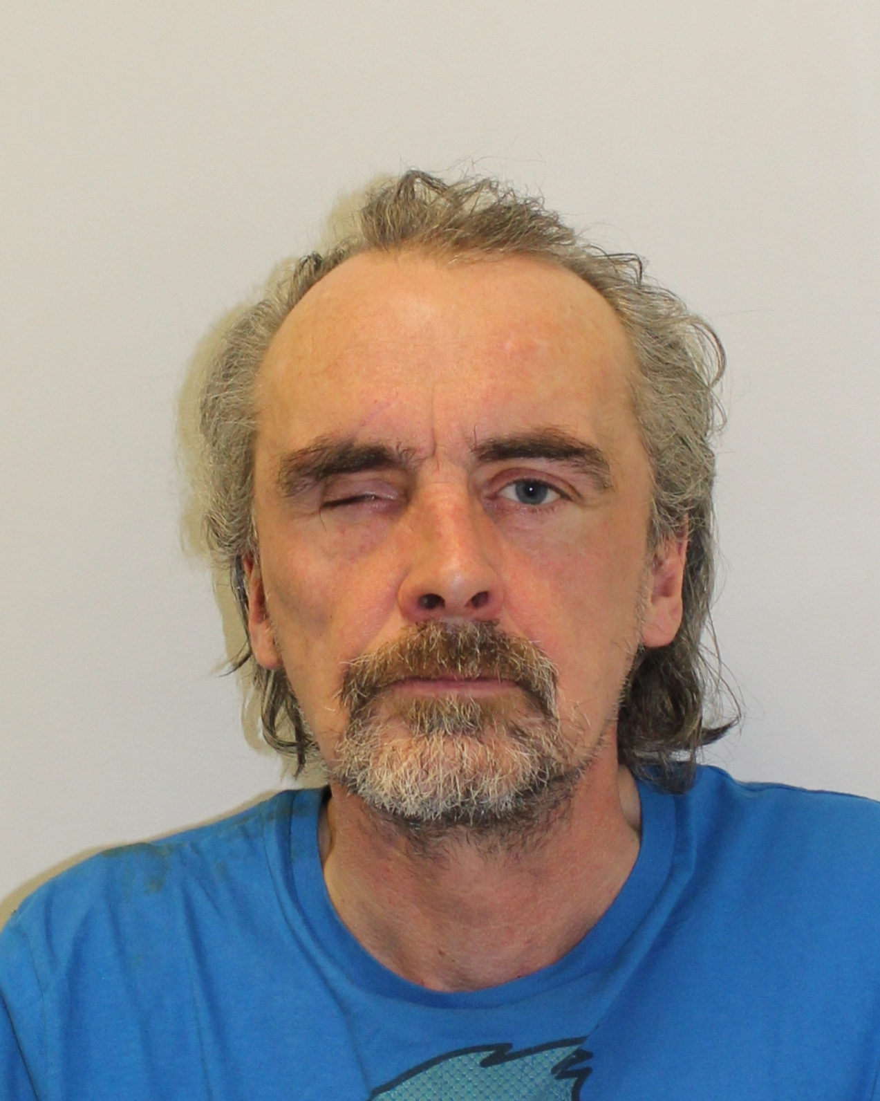 Peter Goold, 50, from East Finchley is wanted for questioning by Colindale CID officers for Burglary. Ref 01SX/665916
