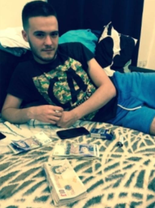 Mihai Marin and his money