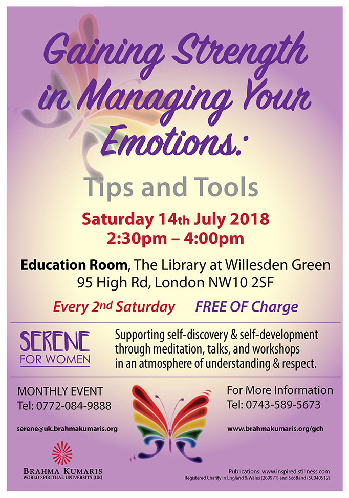 Gaining Strength in Managing Your Emotions: Tips and Tools