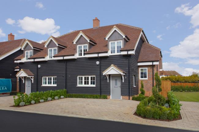 NEW SHOW HOME LAUNCHES AT THE RIDINGS