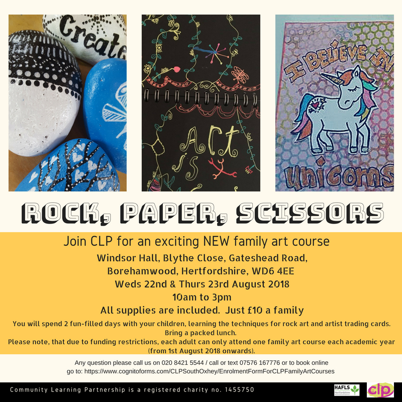 Rock, Paper Scissors - Holiday Family Art Session