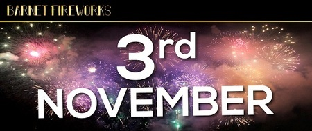 Barnet And Harrow Fireworks Display 3rd November 2018 CELEBRATION OF CULTURE