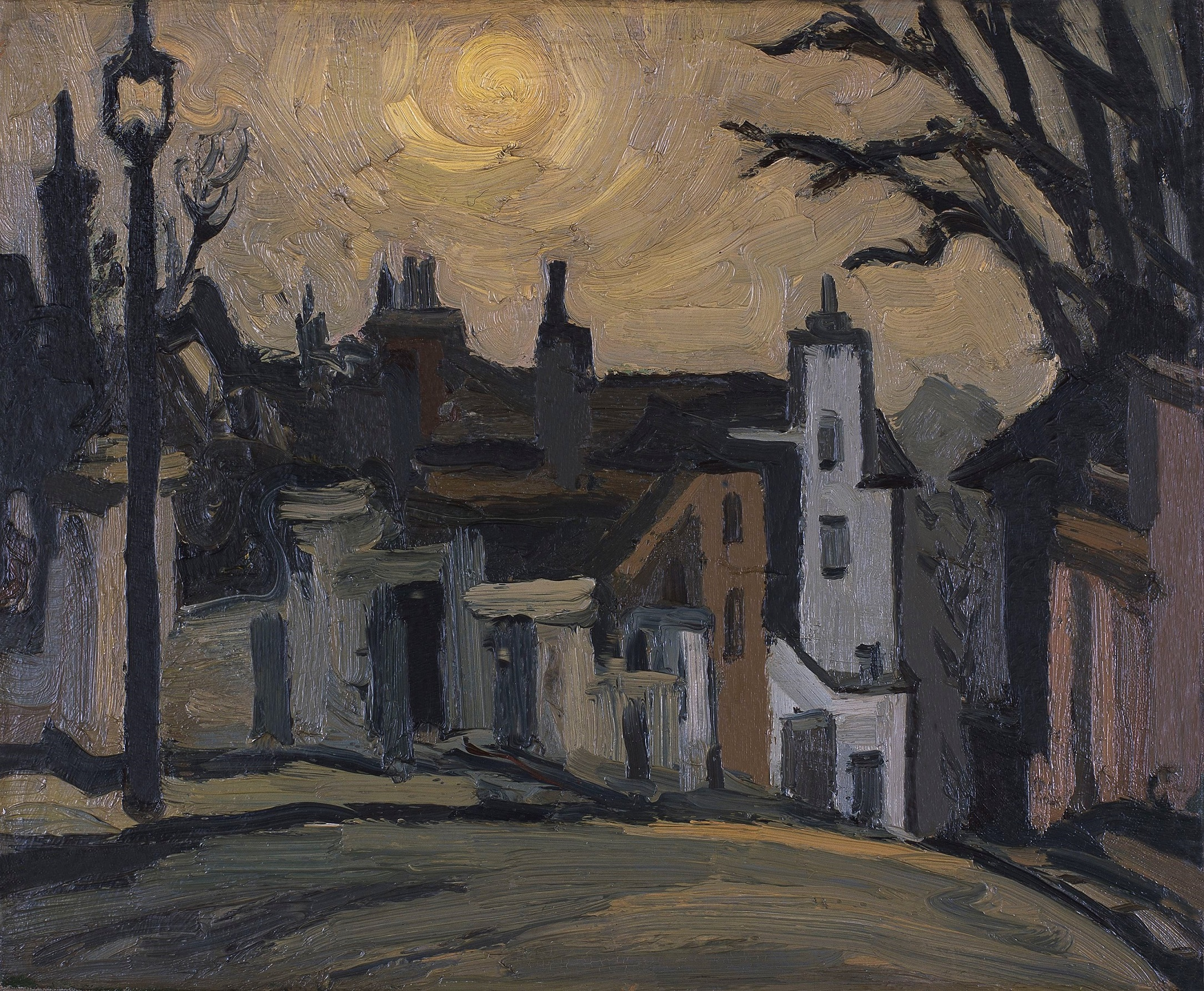 KYFFIN WILLIAMS: Paper to Palette Knife.