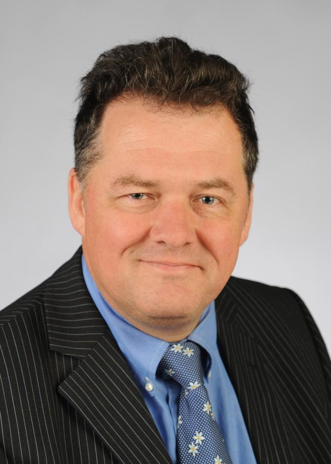 David Lloyd, Police and Crime Commissioner