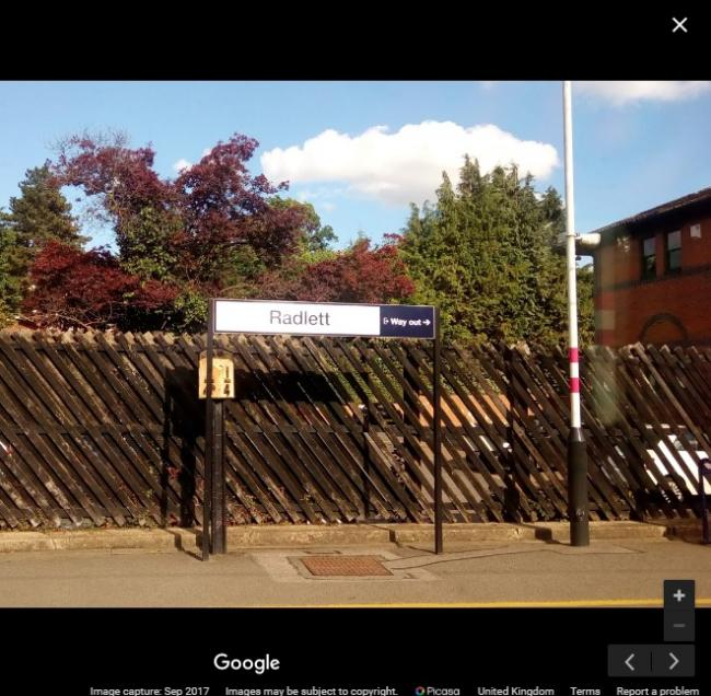 Radlett Train Station