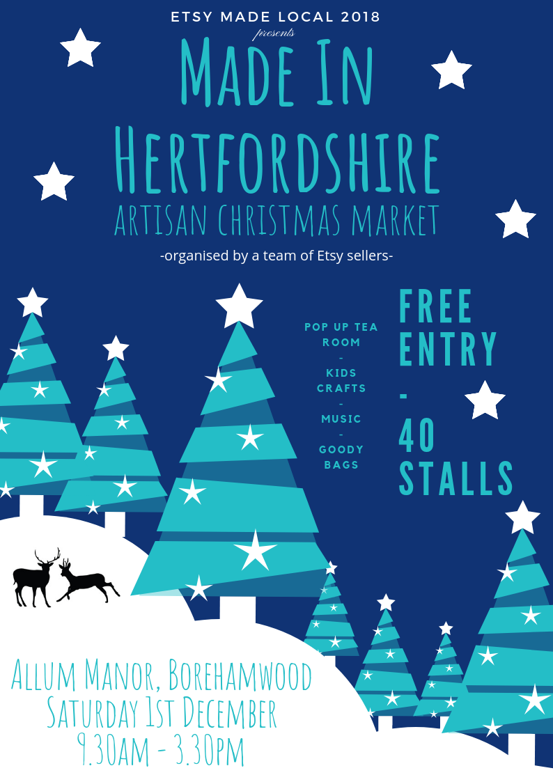 Made in Hertfordshire Christmas Market