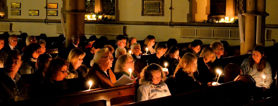 Nine Lessons and Carols Service