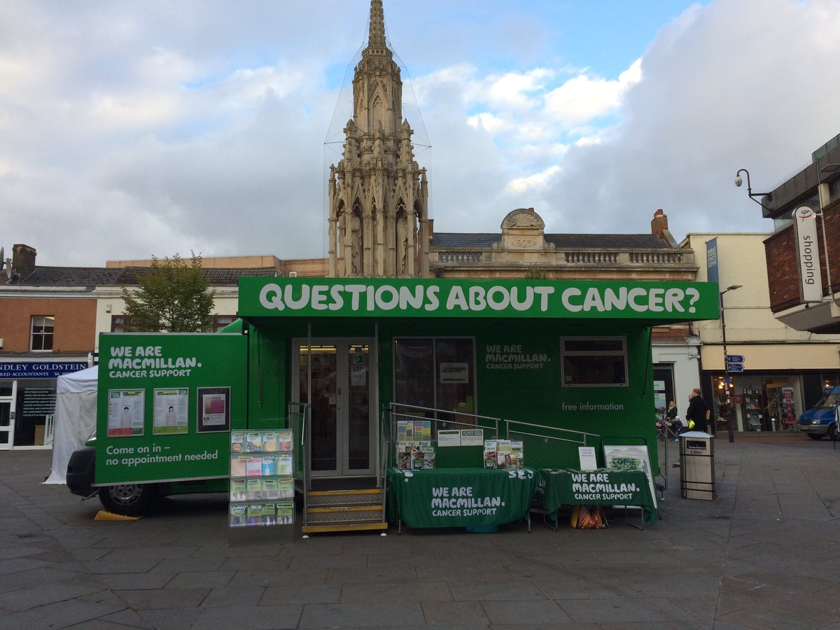 Macmillan Cancer Support Information Service in Camden