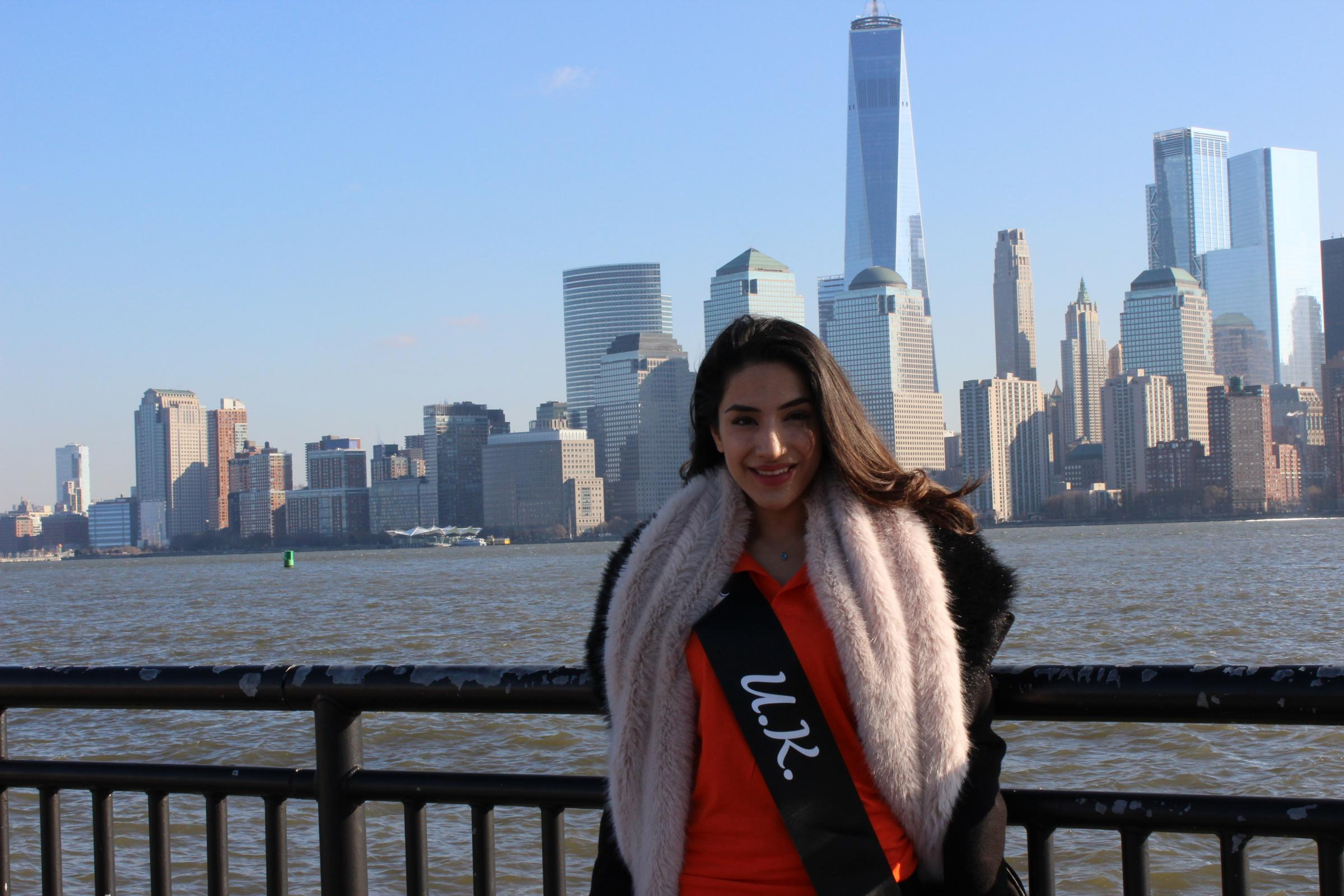 The runner up at the Miss India Worldwide competition held in the US has spoken about her experience