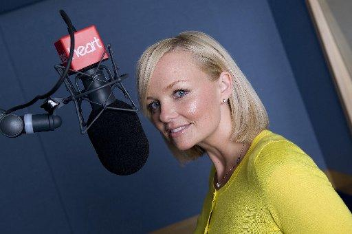 Emma Bunton, now a DJ with Heart FM, took to Twitter this afternoon to plead for help in finding her dog