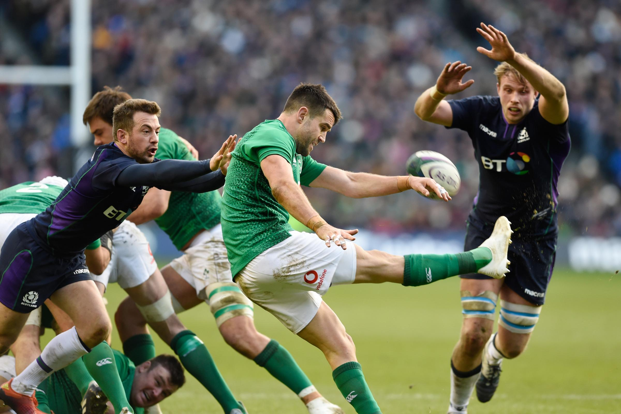 Scotland v Ireland – Guinness Six Nations – BT Murrayfield