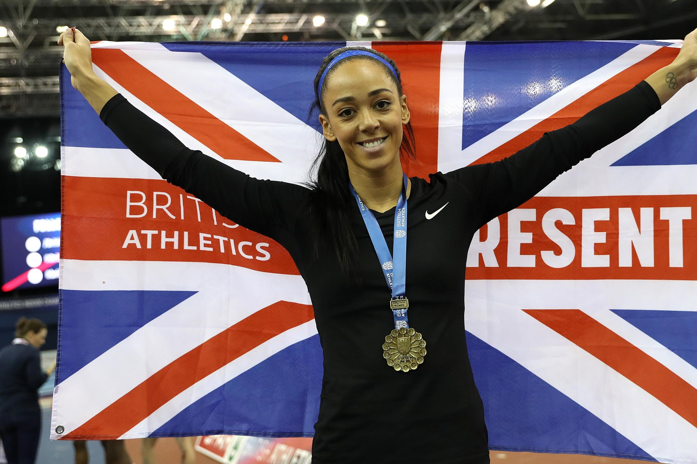 SPAR British Athletic Indoor Championships – Day Two – Arena Birmingham