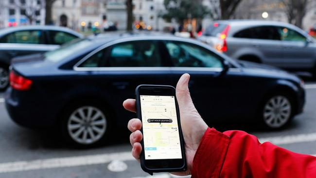 Sadiq Khan revoked Uber's licence in November because of safety concerns about the app.