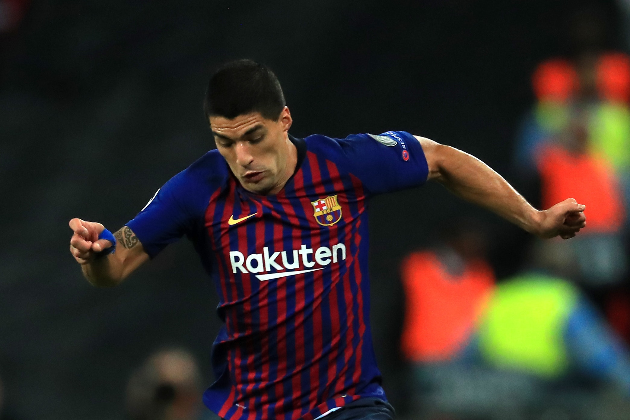 Barcelona signed Luis Suarez after delaying sanctions in appealing against a transfer ban