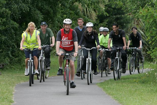 Hertfordshire County Council hopes it can exceed records this year by encouraging residents to pedal their way to work this Thursday.