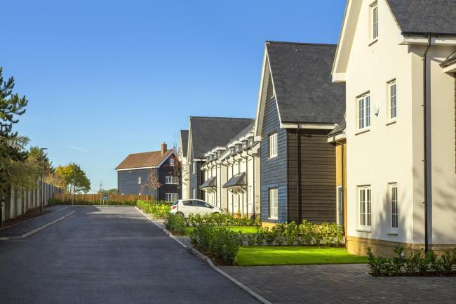 DUE TO POPULAR DEMAND  NEW SHOW HOME LAUNCHES AT THE RIDINGS