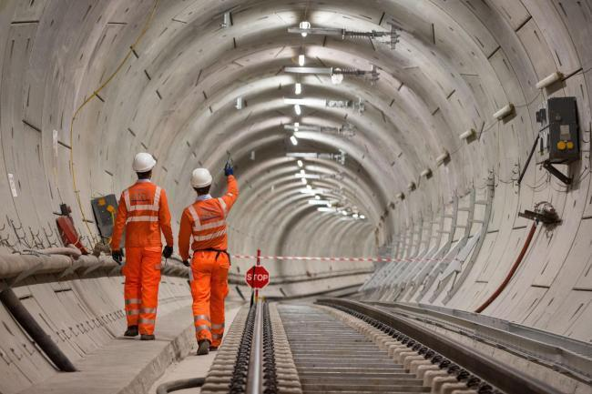 Crossrail bosses admitted further delays are now more likely.