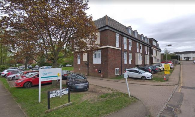 Potters Bar Clinic under fire