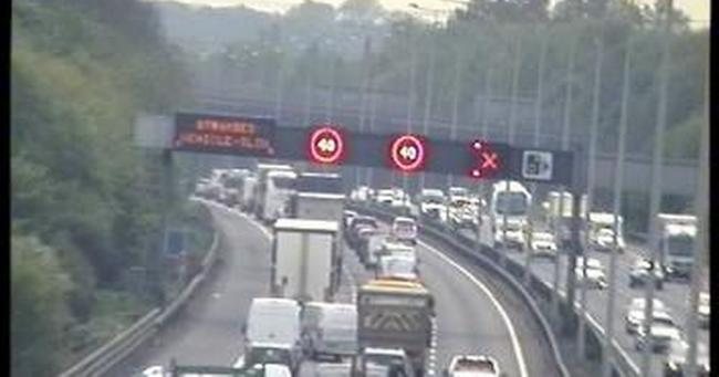 Travel news: Heavy delays and vehicle fire could cause commute delays