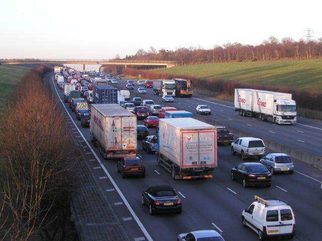 Traffic Update: Collision on M25 and congestion at Heathrow Airport