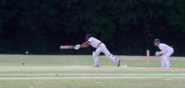 Bentley Heath were winners over Hertford III while the Seconds lost against Reed III.